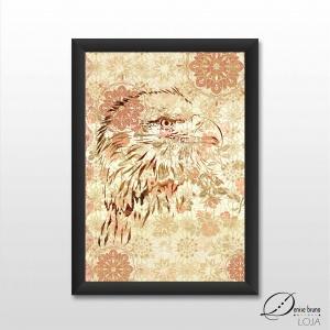 Poster decorativo - Selvagem II Águia