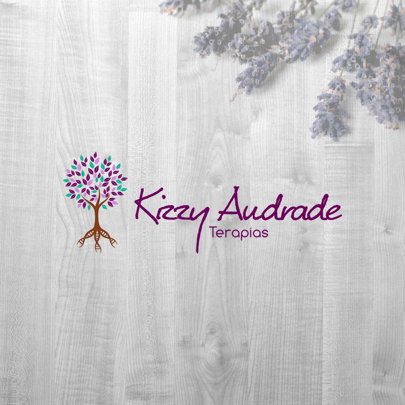 Identidade Visual Kizzy Andrade